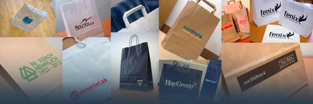 494a355837 Výroba a potlač papierových tašiek
