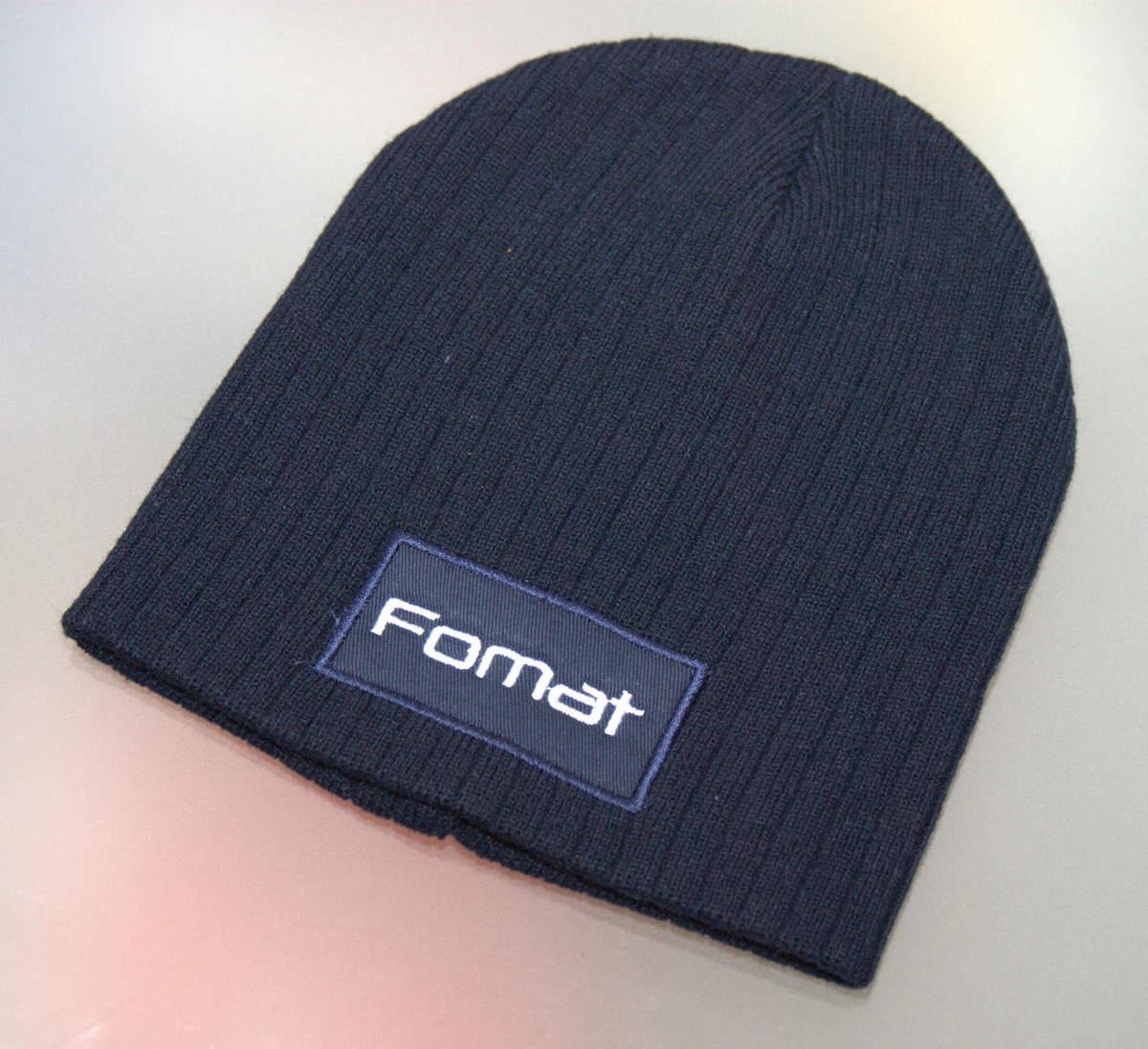 1bc5e0cc2 Pletená čiapka pre firmu Fomat Bardejov | LAJKA®