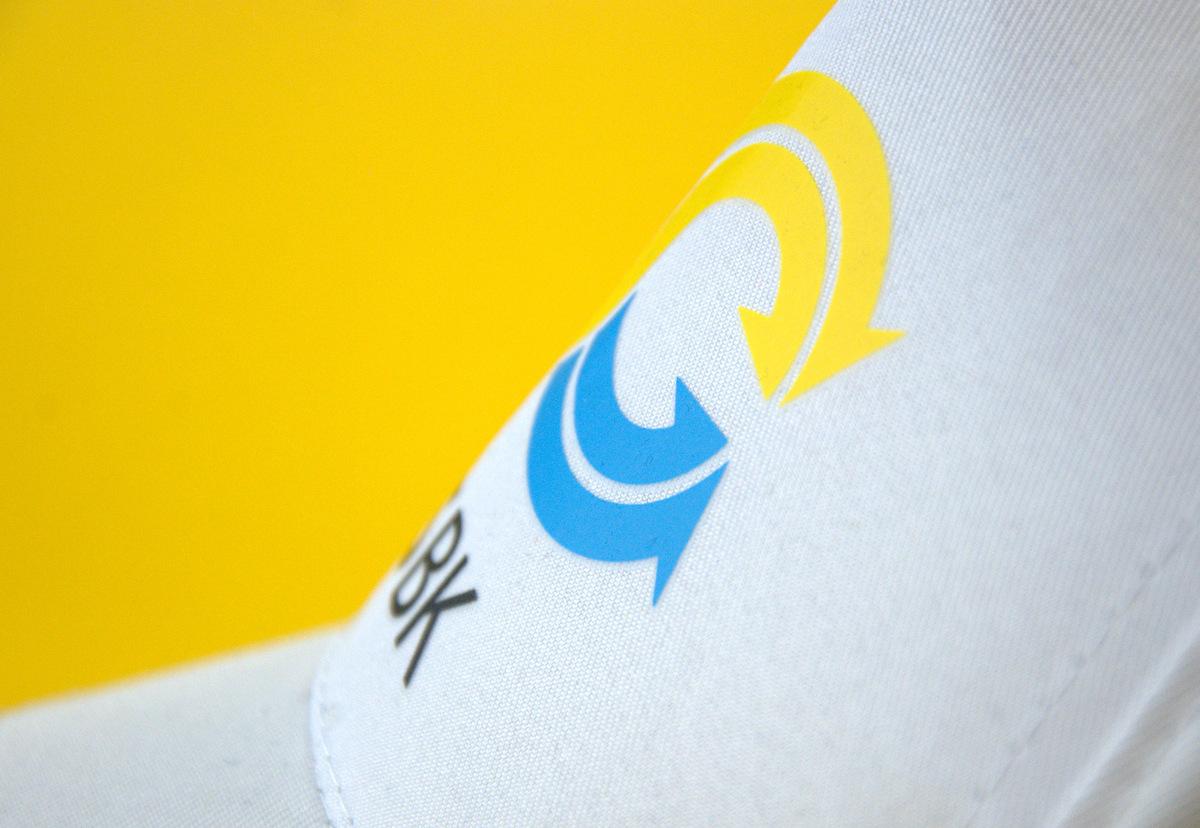 ... Detail farebnej potlače na kvalitnej šiltovke · Firme sme okrem  šiltoviek dodali aj frisbies 0561069722