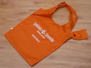 523307aff6 Skladacie nákupné tašky LymFoma