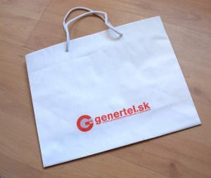 8fbe03c104 Pevné tašky z papiera Genertel Bratislava