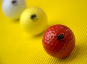 c2a175caff6d1 Farebné golfové loptičky Združenie pre rozvoj športu a kultúry Nitra