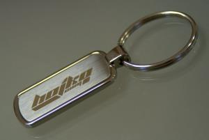 Kovová kľúčenka ProPaint Handlová · Prívesok na kľúče s vygravírovaným logom  Hojko d39213384e1