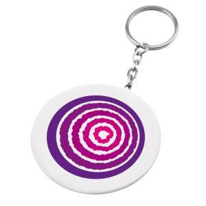 Buton ako prívesok na kľúče Button VI 249a5df573c