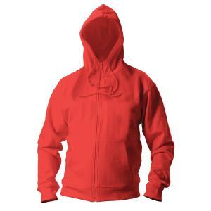 0f990dd9b403 Lacné červené mikiny s kapucňou