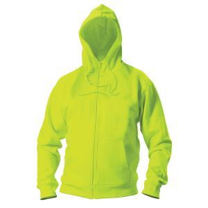409b1e864ecf Lacné zelené mikiny s kapucňou