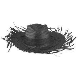 53af8416e Lacné čierne slamené klobúky | E-shop LAJKA®