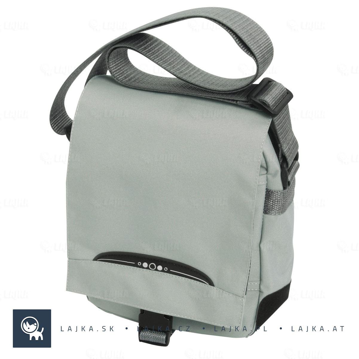 0b3b72a06 Malá taška Tess, sivá | LAJKA®