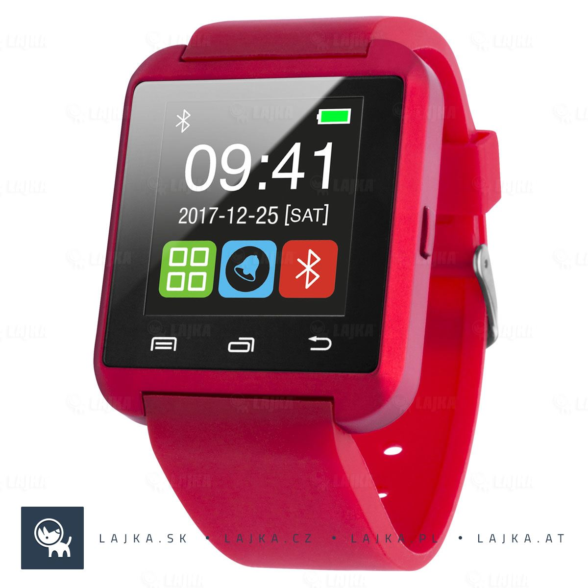 Smart hodinky Daril 2e6ea1fda76