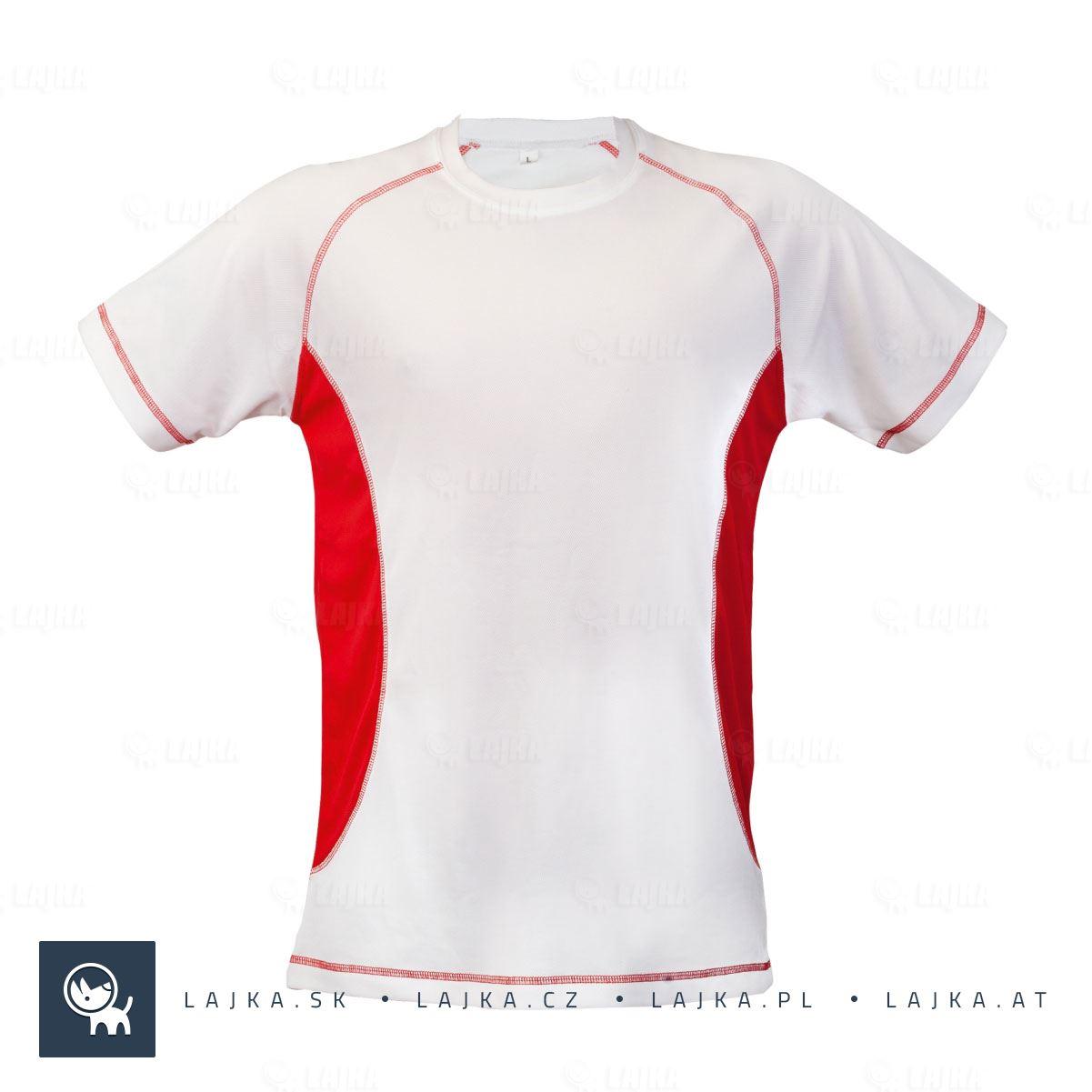5c579c002f432 Combi športové tričko, červená   LAJKA®